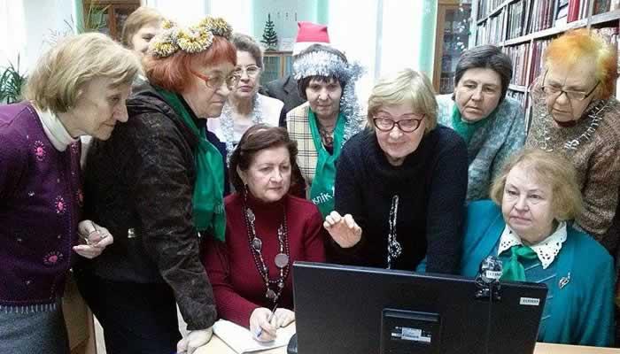 Цифрова грамотність для людей старшого віку